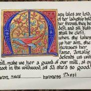 Mill Guard Scroll